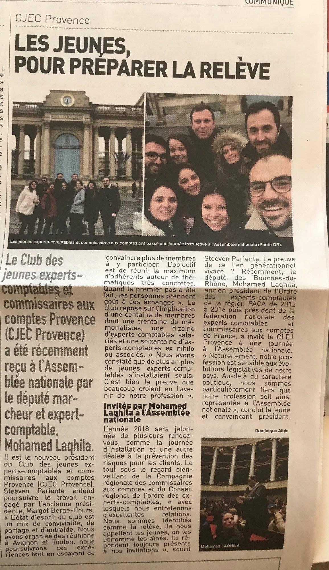 La Provence - Assemblee-National-expert-comptable